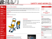 Website of Safety and Mobility
